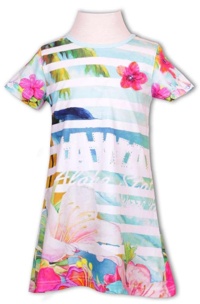 Hawaii Kleid Pezzo D`oro - Tommy & Tinchen