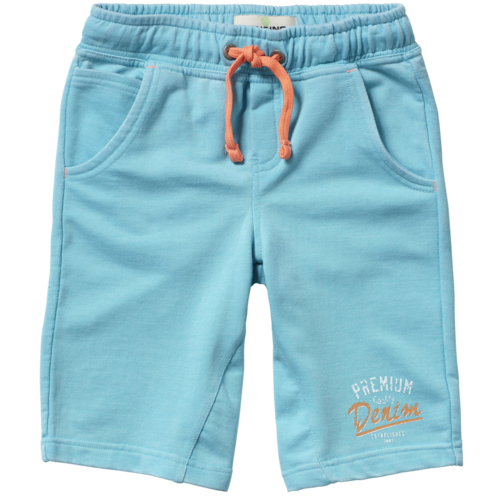 Vingino Boys Shorts Riwan in den Farben Beach- und Capri Blue